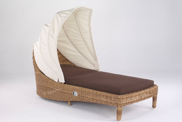 asolo gartenliege garten liege sonneninsel domus ventures rattan mixed beige ebay. Black Bedroom Furniture Sets. Home Design Ideas
