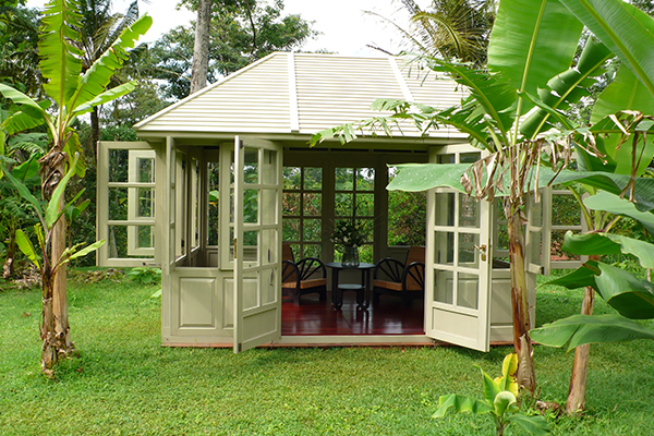 das gartenhaus gazebo fiete house teakholz. Black Bedroom Furniture Sets. Home Design Ideas